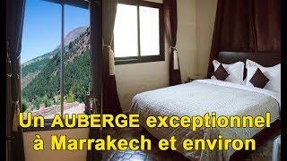 Réserver Auberge Marrakech Maroc, riad hotel de luxe Marrakech OUKAIMEDEN Maroc | AUROCHER