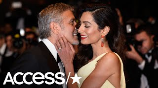 George clooney and amal alamuddin's love story is what dreams are made of! access looks back at all the times opened up about of his life.» s...