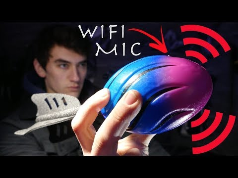 DIY WIFI Spy Microphone Inside a FOOTBALL?!?! - Simple Cheap Build!!!
