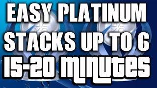 FUN & FAST PS4 EASY PLATINUM TROPHY GUIDE - 20 Minute Platinum