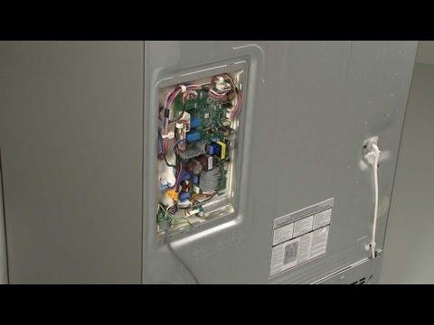 Main Control Board - LG Refrigerator