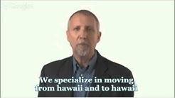 Cost Of Shipping Furniture To Hawaii - 18772996799 - Hawaiian Moving