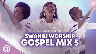 Dj Olemacho - Gospel Mix #5 Video (Swahili Worship Gospel Mix 2021)