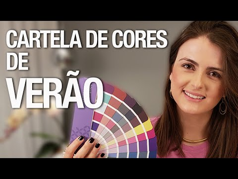 Cartelas de Verão: como combinar as cores? | Análise de Coloração