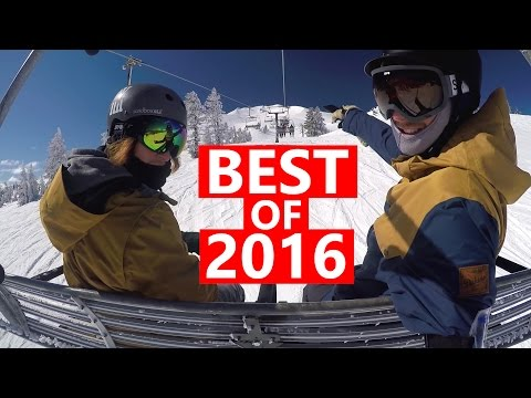 Get Best of 2016 SnowboardProCamp Pics