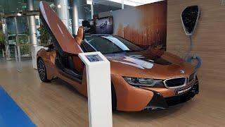 2019 BMW i8 Roadster review (Urdu)