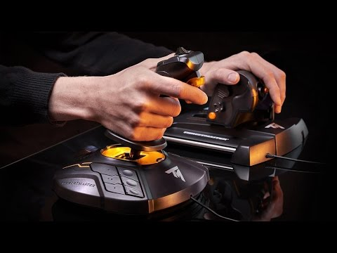 Thrustmaster T16000M FCS Flight Stick Review