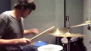 Gungor: I Am Mountain (Drum Cover)