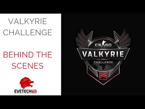 Valkyrie Challenge - behind the scenes with Energy Finesse & Amaryllis Gaming