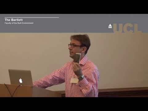 Pedagogy meets Big Data and BIM: Keynote lecture by Dr Andy Hudson-Smith
