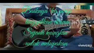 Sejauh Mungkin ~ Cover guitar
