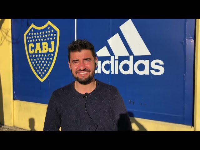La info de #Boca: ¿suspendieron a Villa? Weigandt se desgarró y Toto Salvio cerca del alta médica.