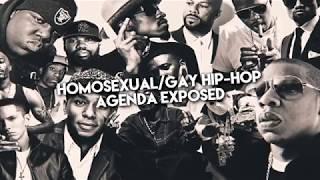 """Gay Hip Hop Industry EXPOSED! seltene Aufnahmen und Aussagen (Kanal """"StrangerThanFiction"""")"""