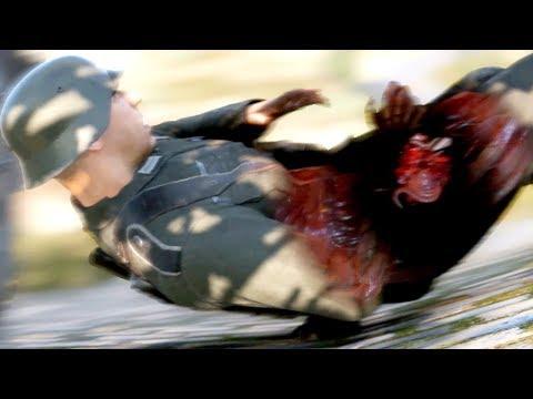 Sniper Elite 4 Die Hard 01 ► Shot Eggs Kills |
