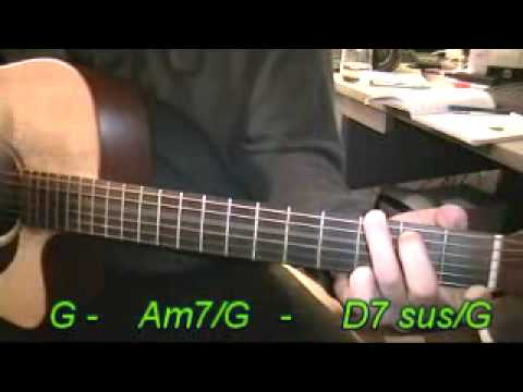 Take It Easy - The Eagles - INTRO- Easy Guitar - YouTube