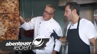 Dirk Hoffmann übernimmt Mustafa's Gemüsekebap | Abenteuer Leben | kabel eins