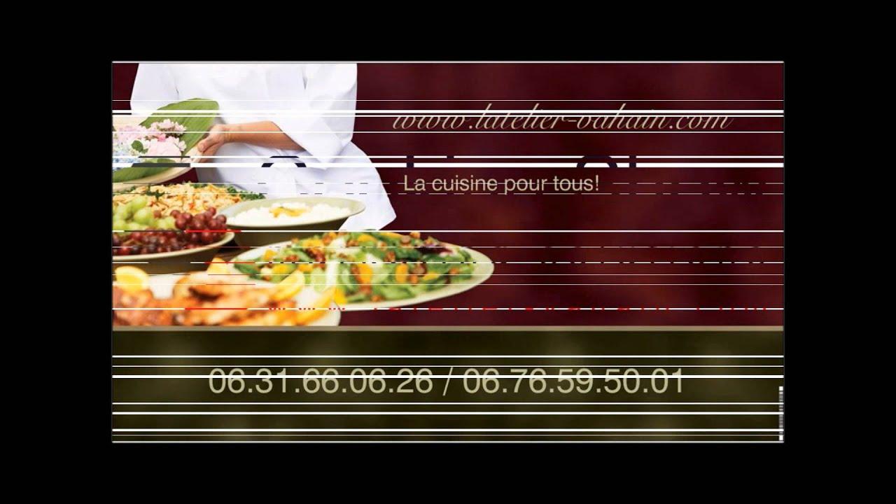 l'atelier vahain cours de cuisine à domicile lens arras béthune ... - Cours De Cuisine Bethune