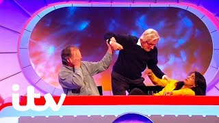 William Roache Punches All the Guests   Harry Hill's Alien Fun Capsule