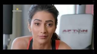 Secret of Sayantika's Fitness | Shyam Steel | flexiSTRONG | TMT Bar