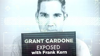 Grant Cardone Gets EXPOSED by Frank Kern