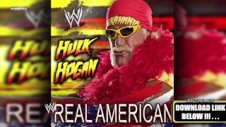 "WWE: ""Real American"" (Hulk Hogan) Theme Song + AE (Arena Effect)"