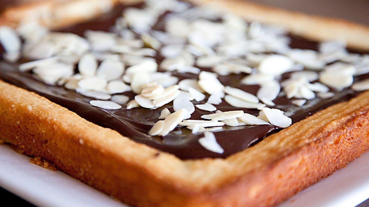 Chocolate Mazurek Recipe
