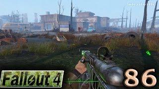 Fallout 4 Automatron PS4 Прохождение 86 Частная школа округа Саффолк