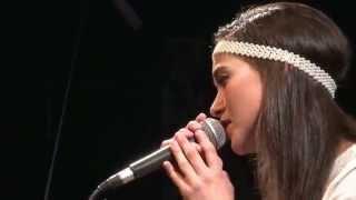 Israeli singer - 'Edelweiss' (Sound of Music) (Hebrew songs Orthodox Jewish singer ofir ben shitrit)