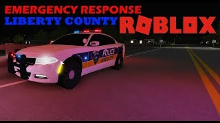 Emergency Response: Liberty County Law Enforcement Episode 2 (ROBLOX) - Non Commentary Live