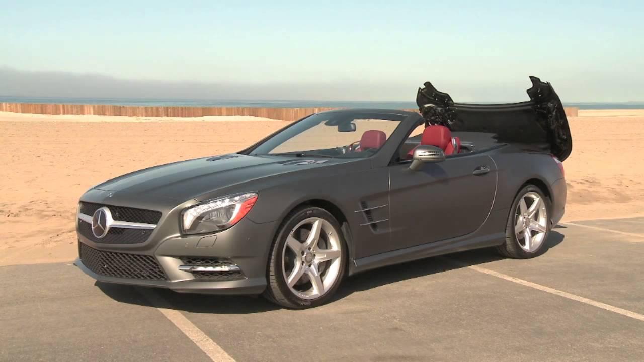 Sl Cl Retractable Hardtop Mercedes Benz Roadsters