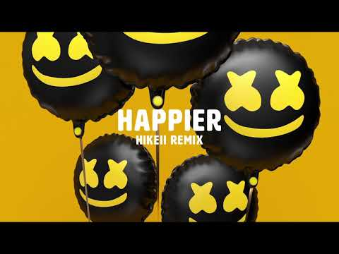 Lagu Video Marshmello Ft. Bastille - Happier  Hikeii Remix  Terbaru