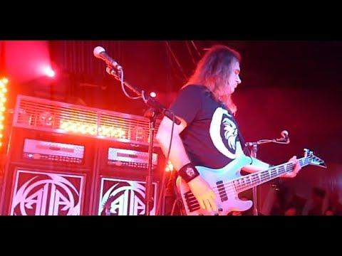 MEGADETH's David Ellefson on 'solo' bass tour - MESHIAAK post video from the studio..!