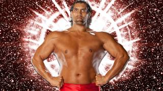 2008-2014: The Great Khali 3rd WWE Theme Song - Land Of Five Rivers [ᵀᴱᴼ + ᴴᴰ]
