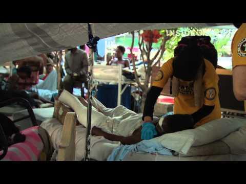 Building Codes: Haiti Earthquake Destruction