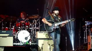 Zac Brown Band - Free / Into the Mystic