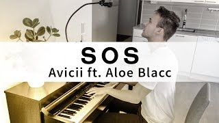 Avicii - SOS ft. Aloe Blacc (Samlight Piano Cover)