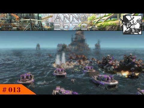 Anno 2070 - Deep Sea:  #013 I choose WAR!