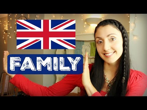 FAMILY: Great British Traditions, Vocabulary, and Idioms with ANNA ENGLISH:  LIVE