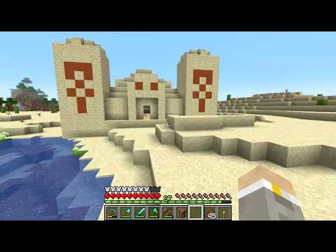 GO LOOT & NY BAS | Minecraft Let's Play S4E03