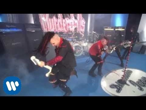 Клип Murderdolls - White Wedding