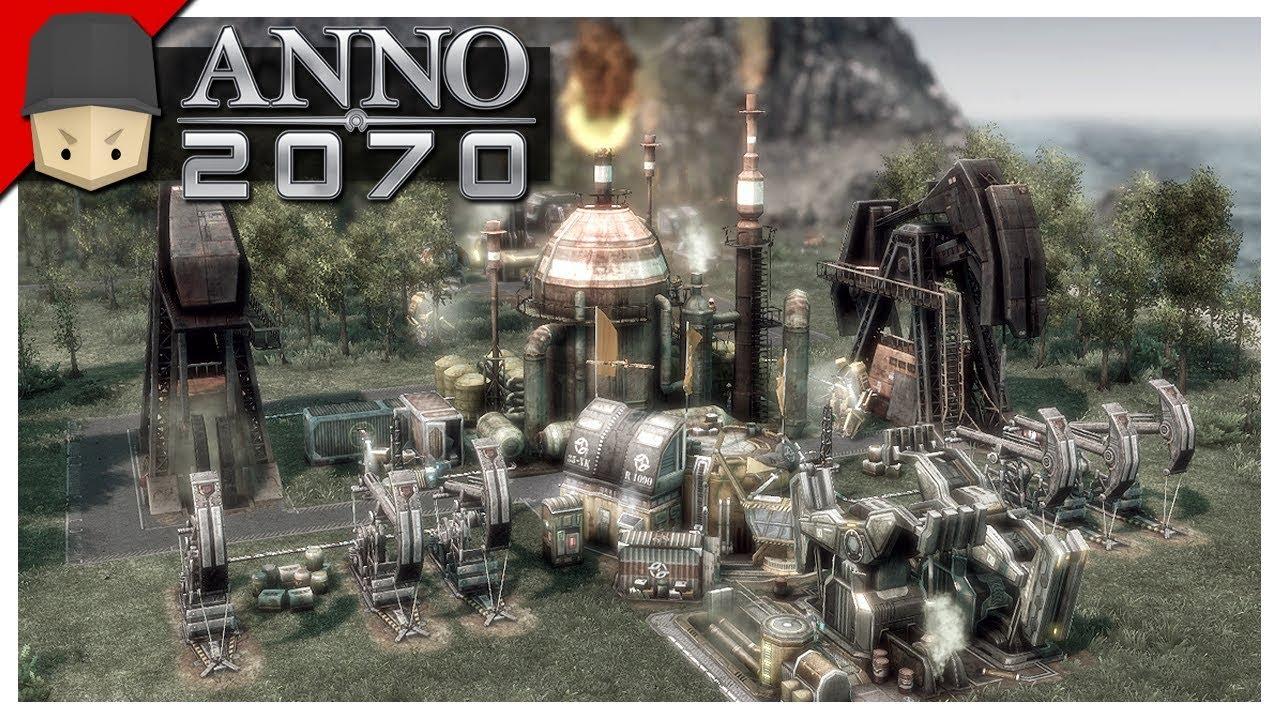 Anno 2070 oil youtube for Anno 2070 find architect