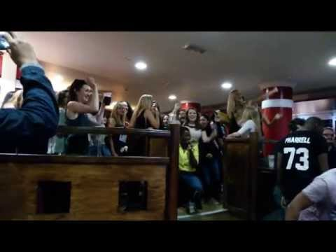 Aston International Fresher's Karaoke 22.09.2014