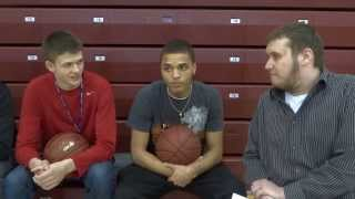 Repeat youtube video UHS Basketball State Playoffs