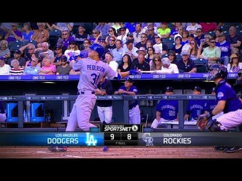 Alex the Great: Guerrero's slam lifts Dodgers