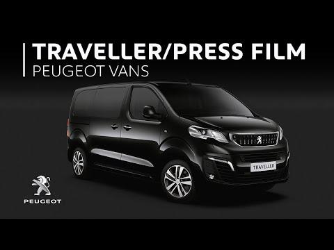 Peugeot Traveller | Press Film