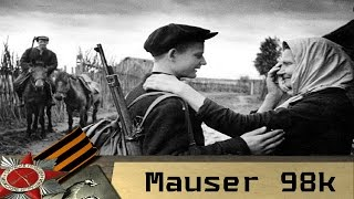 mauser 98k главная винтовка вермахта