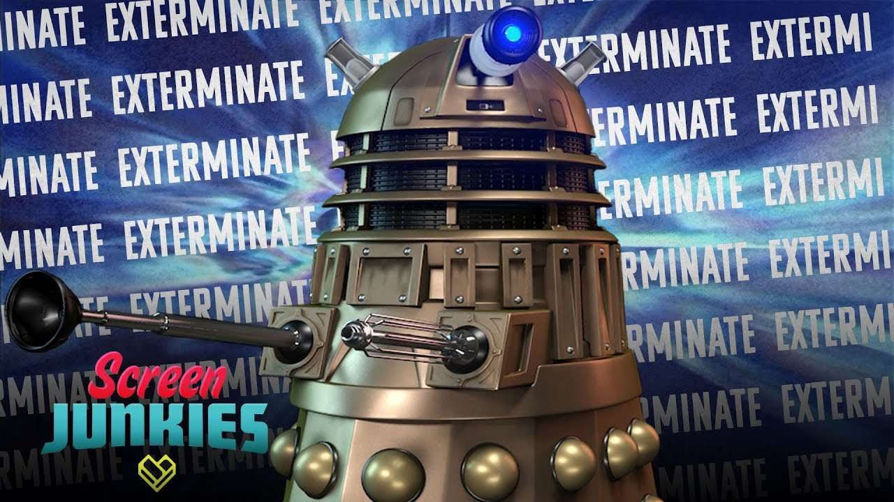 What If Every Robot Was A Dalek? - Supercut