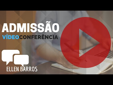 Admissão | Ellen Barros