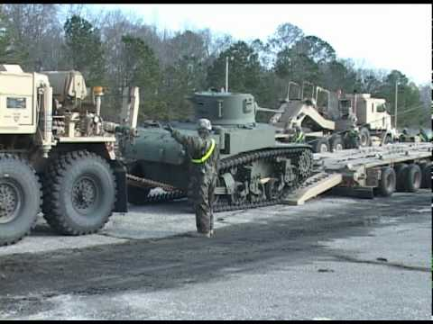 Fort Knox Armor Museum Move