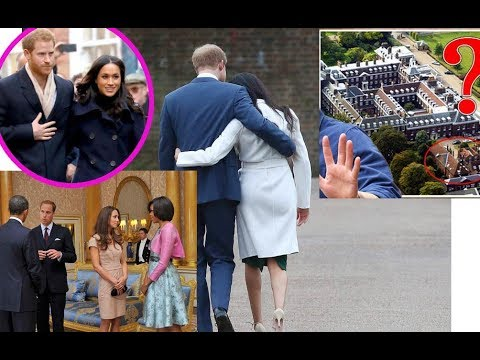 Where Does Prince Harry Live His Home With Meghan Markle